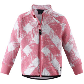 Reima Ornament Fleece Sweater Toddler bubblegum pink